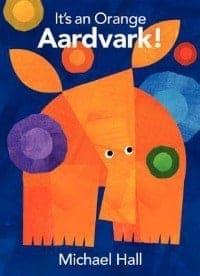 It's an Orange Aardvark!