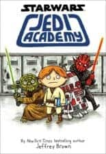 Jedi Academy great sci-fi books for kids