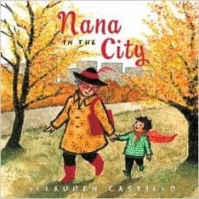 Nana in the City picture books about grandparents