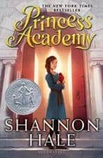 Princess Academy good books for 11 year olds