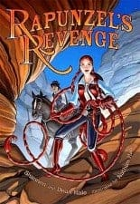 Rapunzels Revenge best graphic novels and comic books for kids