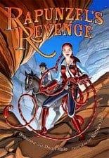 Rapunzels Revenge best graphic novels and comic books for kids