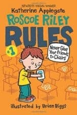Roscoe Riley Rules best books for 7 year olds