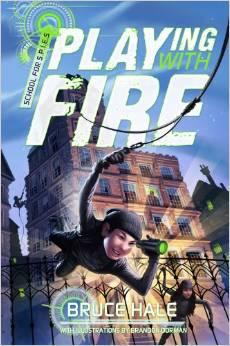 spy books for kids