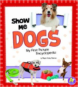 Show Me Dogs best books for kids about dogs