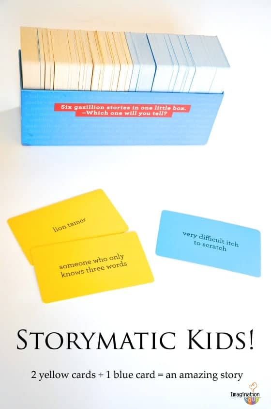 Storymatic Kids!