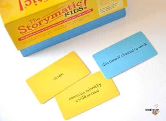Storymatic Kids