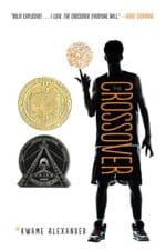 The Crossover gift BOOKS for kids age 12