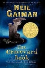 The Graveyard Book BEST BOOKS FOR 10 YEAR OLDS