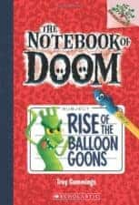 The Notebook of Doom gifts for 7 year olds