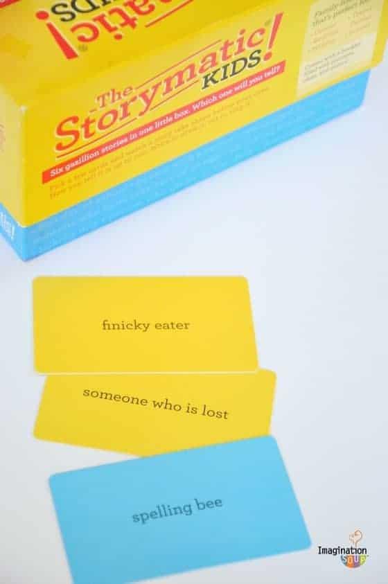The Storymatic Kids!