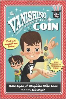 The Vanishing Coin good books for 8 year olds