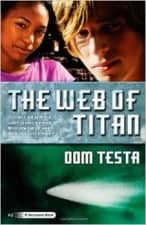 The Web of Titan sci-fi books for teens