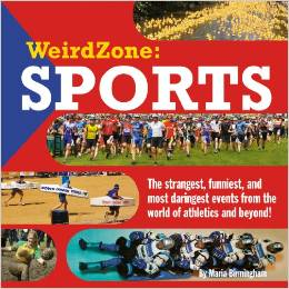 WeirdZone Sports children's books about sports