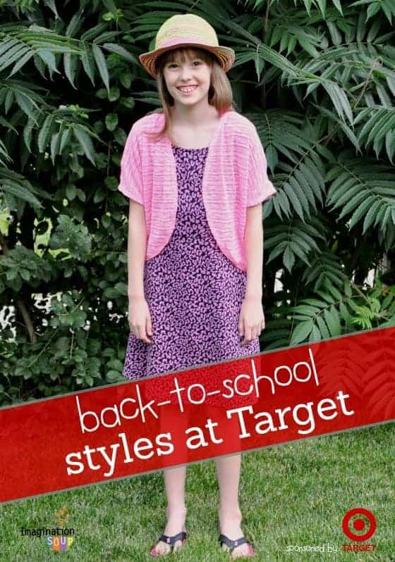 back to school styles at Target