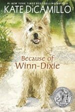 because of winn dixie good books for 8 year olds