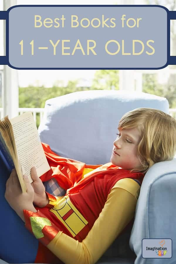 best books for 11 year olds