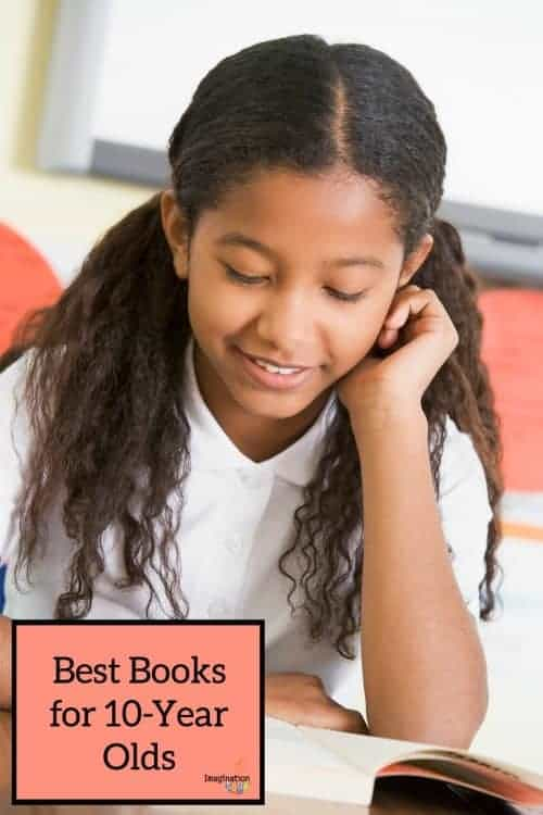 recommended books for 5th grade readers (10 year olds)