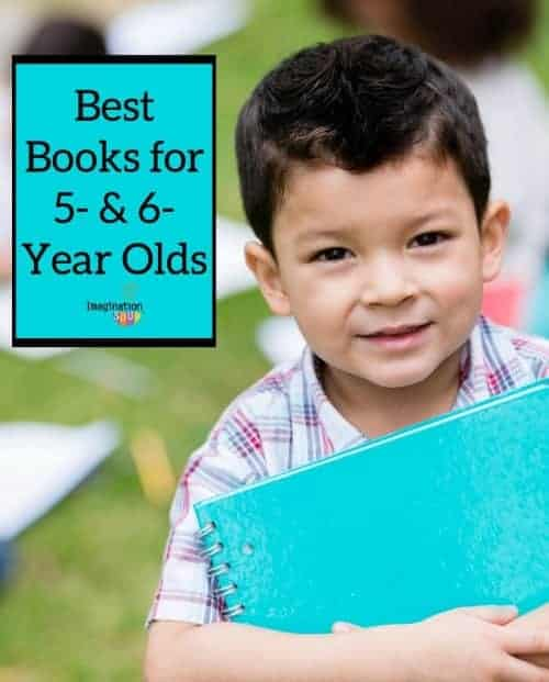Best Books for 5- and 6- Year- Olds (Kindergarten and First Grade) 5c1ec3a9dc