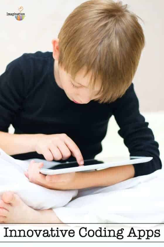 Innovative Coding Apps for Kids -- huge list!