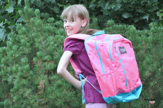 new backpack from Target