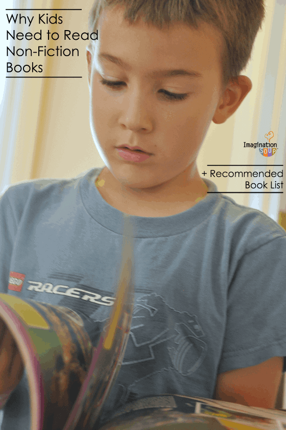why kids need to read nonfiction books