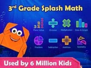 3rd grade Splash Math