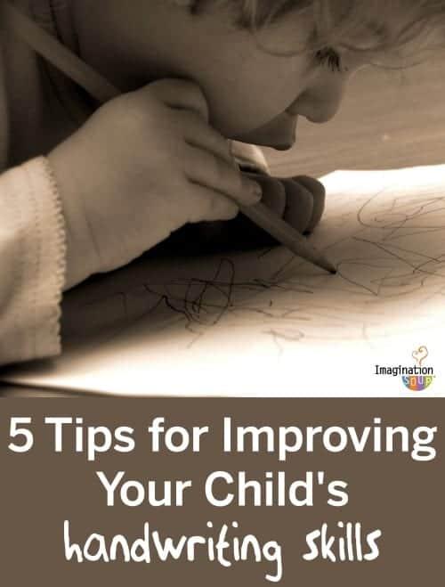 improve your handwriting skills