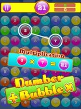Addition and Multiplication Number Bubbles