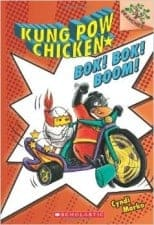 Kung Pow Chicken good books for 6 year olds first grade