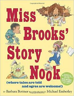 Miss Brook's Story Nook