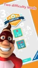 Number Hero Multiplication