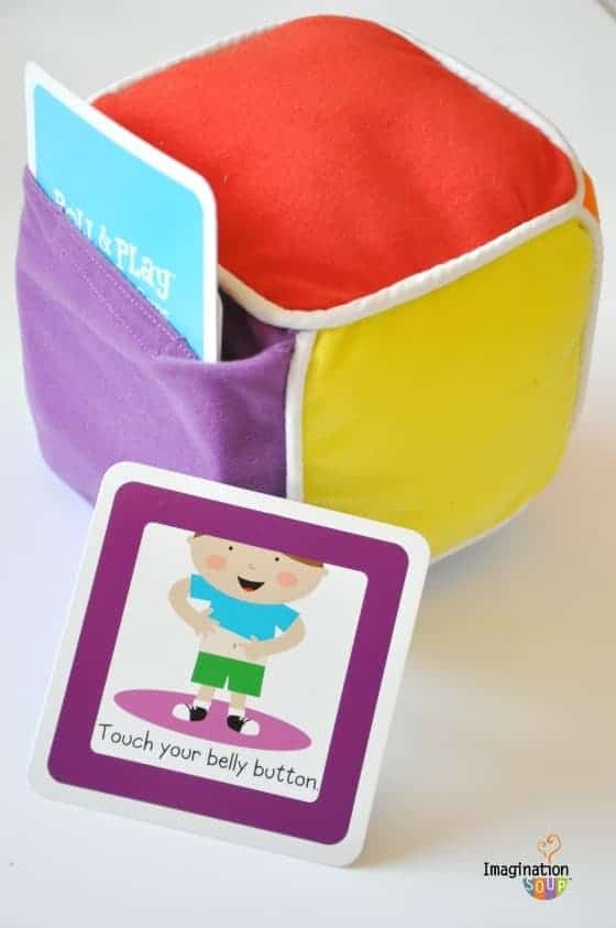 Roll & Play 2 toddler game