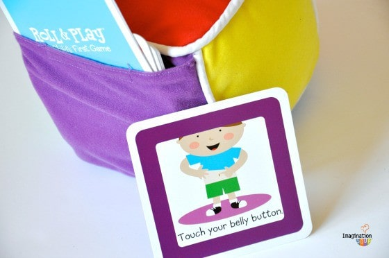Roll & Play Game for Toddlers toddler game
