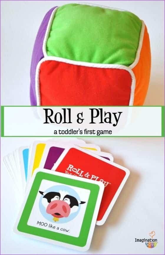 Roll & Play - a fun and interactive game for toddlers