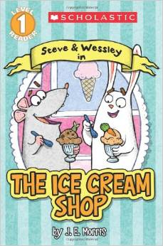 Steve & Wessley Ice Cream Shop