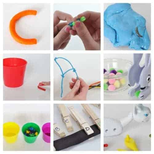 handwriting activities for young children