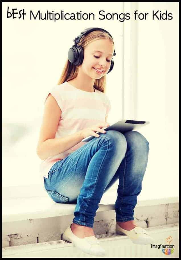 best multiplication songs for kids