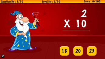 multiplication for kids