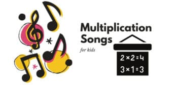 multiplication songs for kids