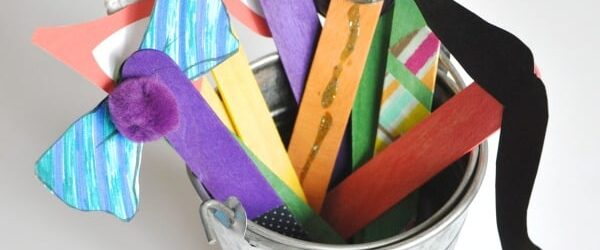 Motivate Beginning Readers with DIY Reading Pointers