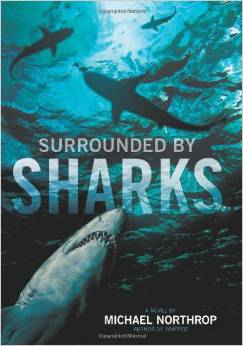 surrounded by sharks adventure books