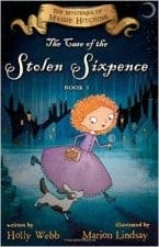 Case of the Stolen Sixpence best books for 8 year olds