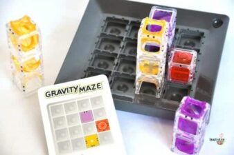 gravity maze game