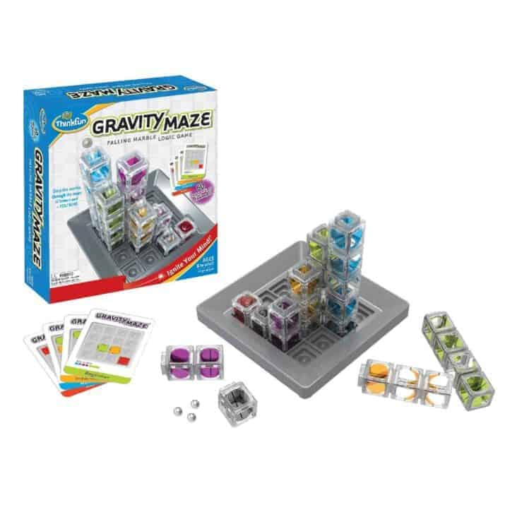 Gravity Maze Think Fun 2014 Game