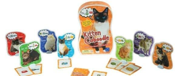 Family Game Night Favorite: Kitten Caboodle