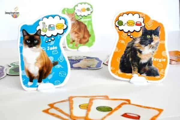 Kitten Caboodle Family Game Night Favorite