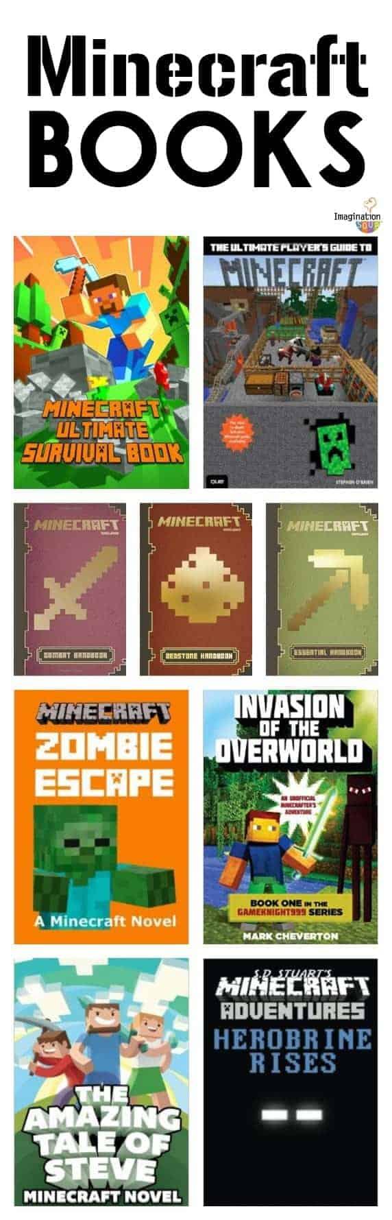 Minecraft Books