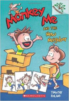 Monkey and Me New Neighbor book review