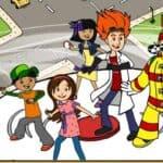 Sparky Fire Safety App